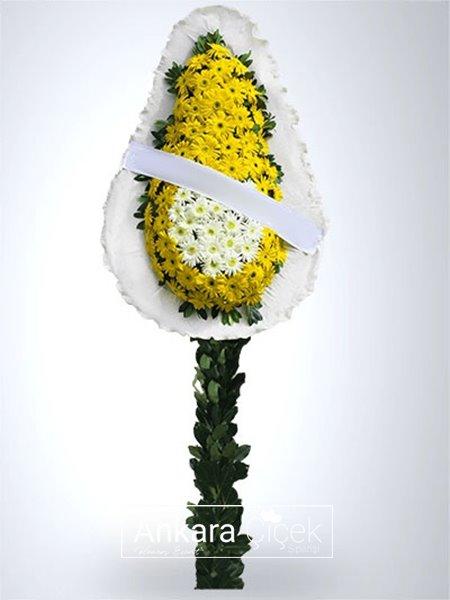 Sarı Beyaz Gerbera Düğün Çiçeği