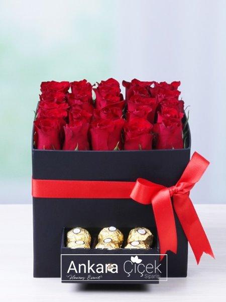Güller ve Çikolatalar