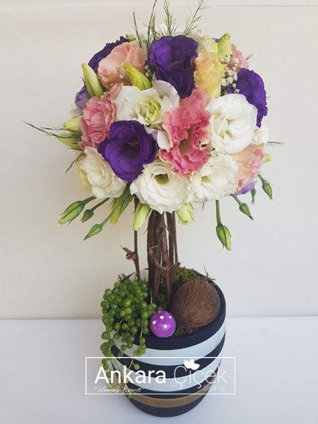 Dekoratif  Vazoda  Çiçekler